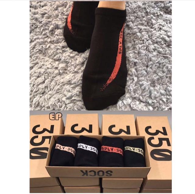 Yeezy 350襪子