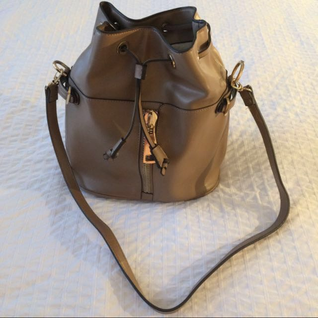 Zara Bucket Bag/ Purse