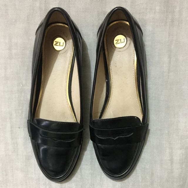 Zu Leather Loafers