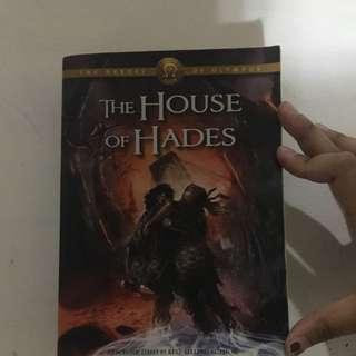 The House Of Hades- Rick Riordan
