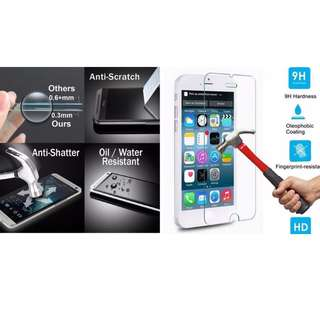 Tempered Glass guard screen protector for iphone 6/6s