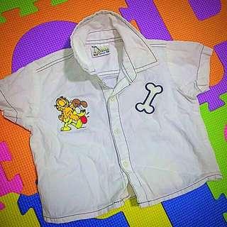 Short Sleeve Polo for Baby Boys
