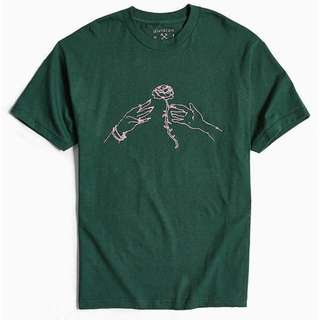 DIVISION OF LABOR ROSE TEE