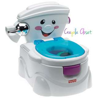 Fisher Price Cheer me up! Musical Potty Trainer