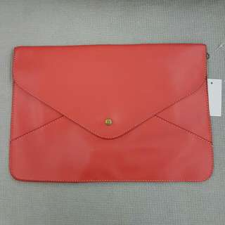 BNWT Envelope Wristlet