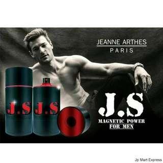 PARFUM MAGNETIC POWER BLACK ORIGINAL FOR MAN - JEANNE ARTHES PARIS