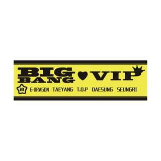 【CHANXOD】現貨_BIGBANG 無紡布應援手幅SF-BB1