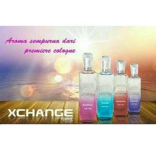XCHANGE FEMME PARFUM ORIGINAL - PARFUM XCHANGE FOR WOMAN