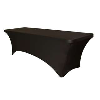 Spandex Table Cover VARIOUS COLORS