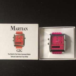 Martian G2G Watch - Pink