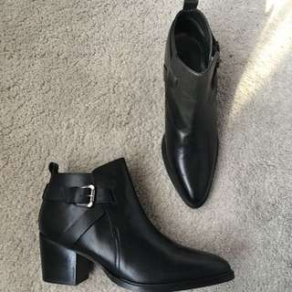 Seed Heritage Leather Boots