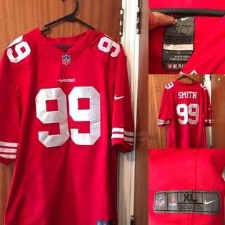 NFL JERSEY (49ERS)