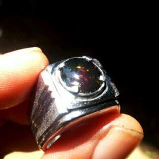 Kalimaya Black Opal Aspal Banten