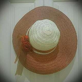 Pretty Wide Brim Summer Hat