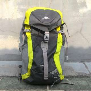Eiger carrier backpack (Amazon 25L)