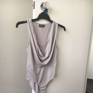 Light Grey Body Suit
