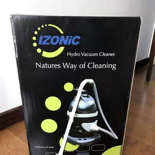 Brand New Iconic Hydro Vacuum Cleaner