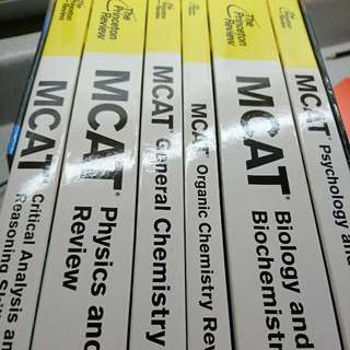 MCAT Complete Package