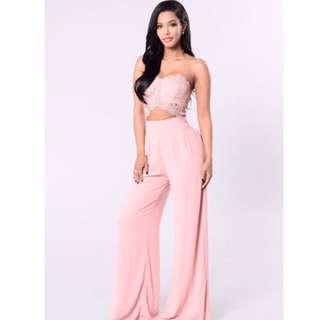 Brand New Fashion Nova Jumpsuit