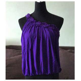 Pre-loved Wet Seal Symetrical Top, OS