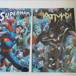 Batman / Superman #50 Dynamic forces