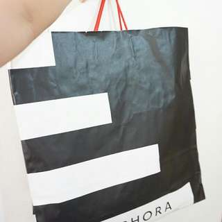 Sephora Paper Bag