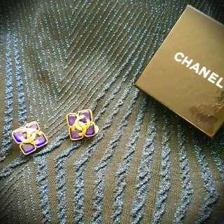 限時優惠1500 Vintage Chanel Earring