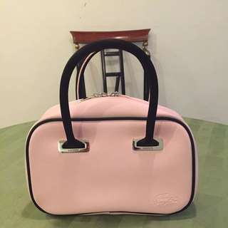 Lacoste Small Pink Bag