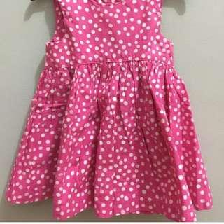 Mothercare Pink Dress