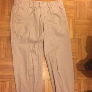 DESIGNER VINCE DRESS PANTS