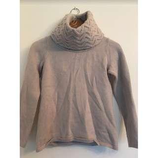 SALE David Lawrence Roll-Neck Knit
