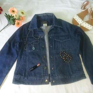 Authenyic Denim Jacket