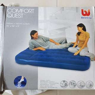 Comfort Quest Double Air Bed