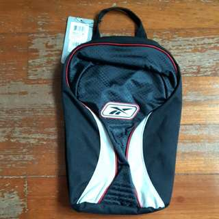 100% REAL Reebok Shoe Bag / Carrier