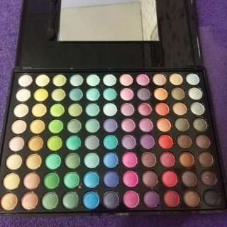Bh Cosmetics 88 Color Palette