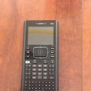 To-Napier Cx CAS Calculator