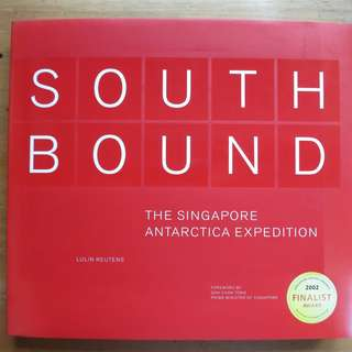 #allforfree Southbound Singapore Antarctic Expedition