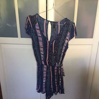 Factorie Playsuit XS
