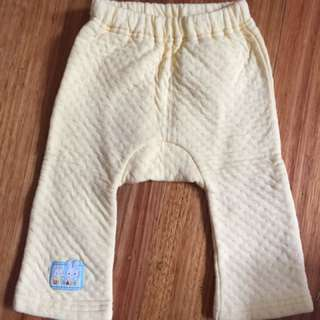 BRAND NEW Baby Bear Pants in yellow