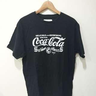 :CHOCOOLATE 可口可樂聯名T恤