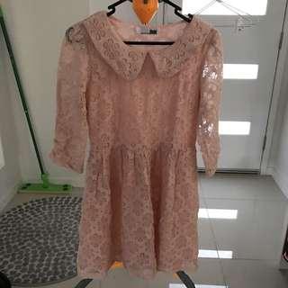 Dido Lace Dress