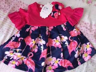 Dress girl 2y