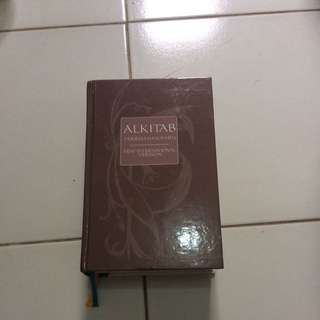Al Kitab New International Version Dwingual (eng Ind)