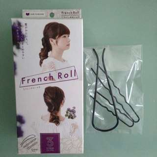 BN JAP French Roll Hair Accessory