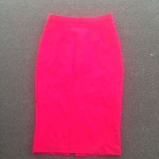 Luvalot Size 8 Pencil Skirt