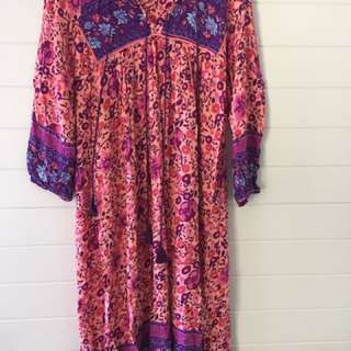 TopShop Boho Blossom spell Copy Dress