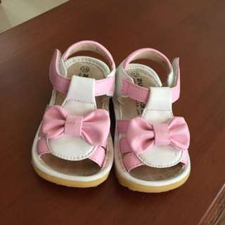 舒適寶寶鞋 尺寸19