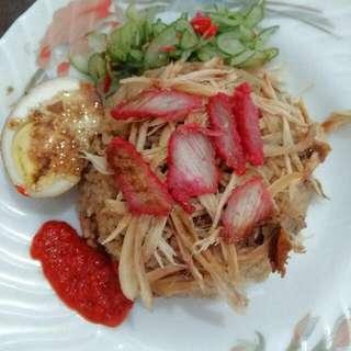 Nasi Ayam Ready Sabtu Minggu Khusus Area Medan
