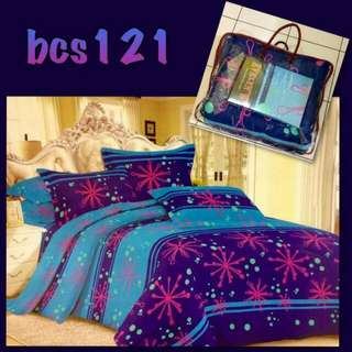 SPREI + BED COVER SET LENGKAP