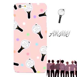 BTS ARMY BOMB PHONE CASE